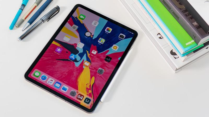 cómo usar ipad pro 2018
