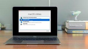 Cómo usar el modo de recuperación de Mac