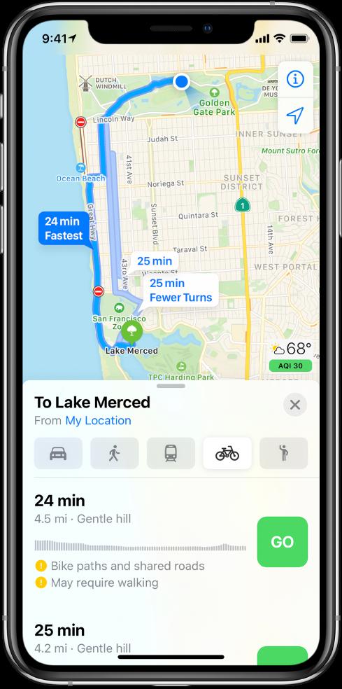 Apple-Maps-Ciclismo