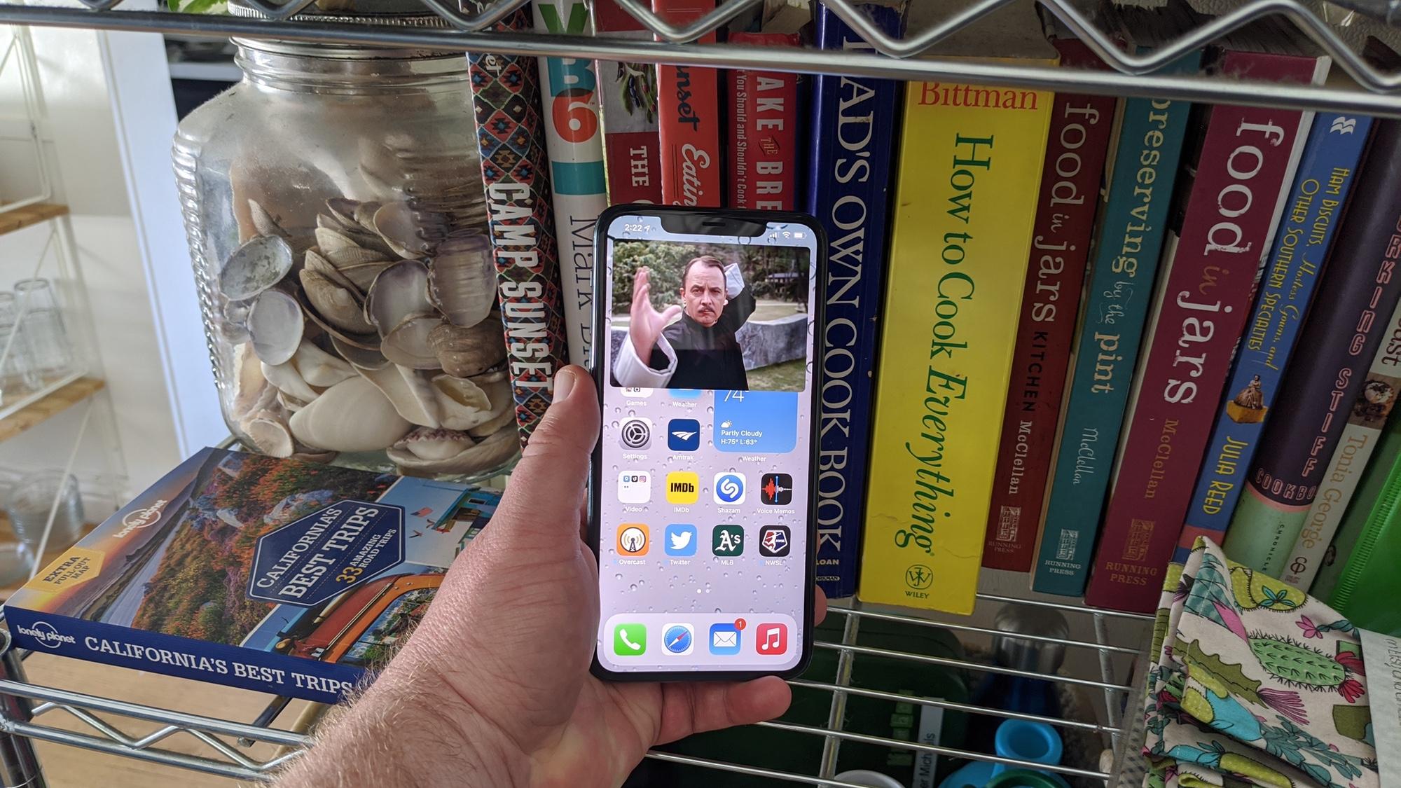Cómo usar la imagen en imagen del iPhone en iOS 14