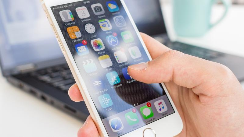 cómo usar los gestos del iphone principal