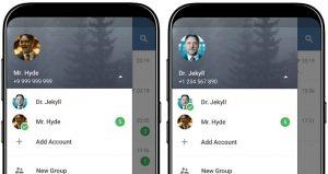 Cómo usar múltiples cuentas en Telegram en su teléfono inteligente [Android Guide]