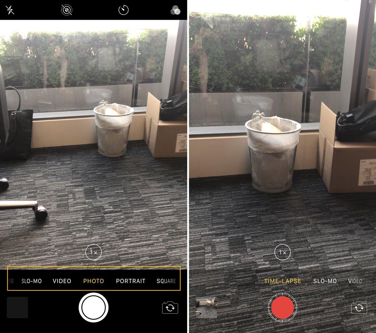 Cómo usar el video de lapso de tiempo en iPhone: active el lapso de tiempo