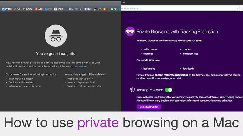 cómo utilizar la navegación privada mac 1600