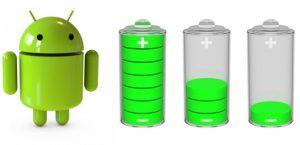 Cómo verificar el gráfico de uso de la batería en Android [Guide]