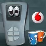 Concurso de caras de Vodafone Make a Zoozoo: tenga la oportunidad de ganar la taza de Zoozoo