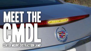 Conozca la CMDL;  una luz para enviar mensajes de texto y hablar por teléfono mientras se conduce