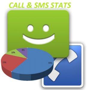 Controle la frecuencia de sus llamadas y SMS con la aplicación de estadísticas de llamadas y SMS en Android