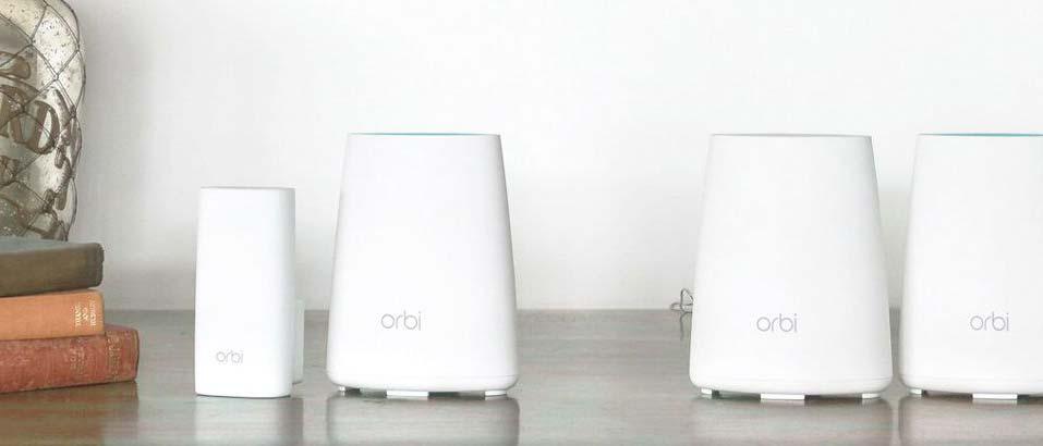 Convierta un satélite Orbi en un extensor de Wi-Fi
