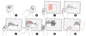 Convierte tu smartphone en un proyector con proyección virtual