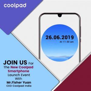 Coolpad Cool 3 Plus se lanzará en India el 26 de junio