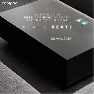 Coolpad Max se lanzará en India el 20 de mayo