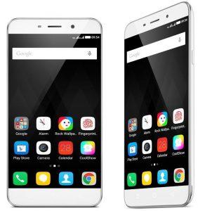 Coolpad Note 3 con escáner de huellas dactilares y soporte 4G LTE lanzado en India por Rs.  8999