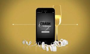 Crash Corsage, una aplicación que te permite romper bodas