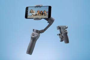 DJI Osmo Mobile 3 tiene un diseño plegable y cuesta $ 119