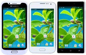 La gama Datawind PocketSurfer de asequibles teléfonos inteligentes de 5 pulgadas se lanzó a partir de Rs.  3499