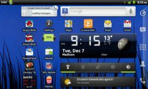 Dell lanza oficialmente la actualización Gingerbread para Streak 5