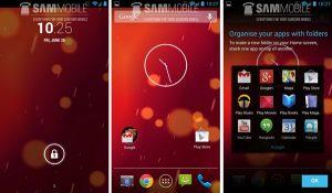 Descargar Android 4.3 filtrado para Samsung Galaxy S4