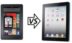Después de Samsung, Amazon ataca a Apple con su Kindle Fire en un anuncio