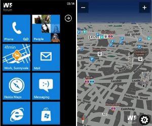 Detalles de Nokia Drive 3.0 y Nokia Transport 2.0 inéditos para WP out