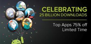 Día 4: Cut the Rope, Camera Zoom FX y más aplicaciones a la venta por solo Rs.14 en Google Play Store