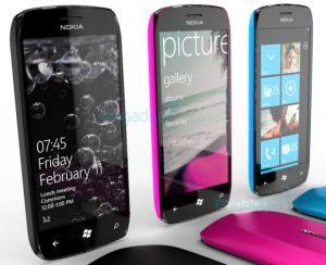 Diseños de Windows Nokia Phones