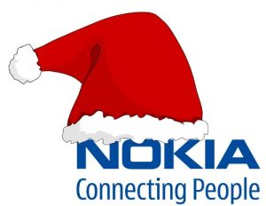 Disfrute de una feliz Navidad con las aplicaciones navideñas especiales de Nokia