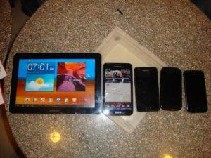 Dispositivos Samsung Galaxy [Pictures]