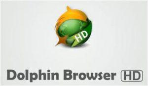 Dolphin Browser HD ya está disponible oficialmente para BlackBerry PlayBook