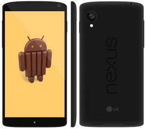 Dos variantes del LG D820, también conocido como Nexus 5, obtienen la certificación Wi-Fi