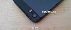 El Apple iPhone 5S puede tener doble flash LED