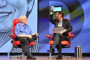El CEO de Asus presenta Transformer Prime, tableta con tecnología Tegra 3 de 10 pulgadas