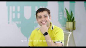 El CEO de Realme, Madhav Sheth, adelanta el próximo reloj inteligente Realme