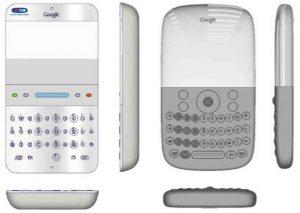 El 'Google Phone' original de 2006