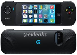El Logitech Gamepad tiene fugas;  Otorga funcionalidad PSP-esque al Apple iPhone 5S