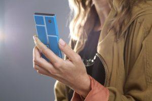 El 'Proyecto Ara' de Motorola le permitirá cambiar el hardware del teléfono inteligente como aplicaciones