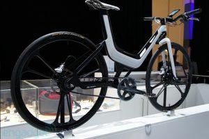 El Samsung Galaxy S II impulsa un concepto de bicicleta eléctrica fabricado por Ford
