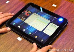 El TouchPad de HP está listo para lanzarse cuando obtenga la aprobación de la FCC
