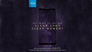 El Vivo V7 + centrado en selfies llegará a las costas indias el 7 de septiembre