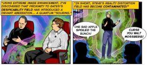 El archivo del FBI de Steve Jobs apunta al uso de drogas y la distorsión de la realidad