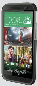 """El buque insignia de HTC M8 podría lanzarse como el """"HTC The All New One"""""""