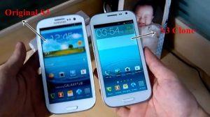 El clon del Galaxy S3 de China está aquí, encuentra las diferencias [Video]