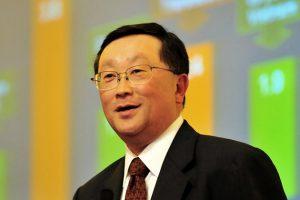 El director ejecutivo de Blackberry, Chen, se inspiró en Steve Jobs para centrarse en las necesidades del consumidor