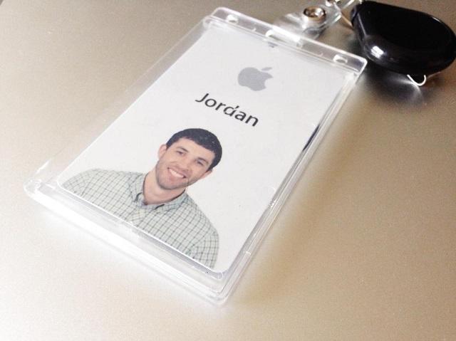 Jordania-Apple