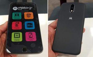 El empaque minorista de Moto G4 Plus se filtró antes del lanzamiento