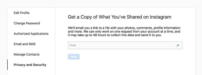 instagram-permite-descarga-de-datos