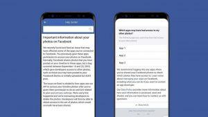 El error de la API de fotos de Facebook expone fotos privadas de 6,8 millones de usuarios a los desarrolladores de aplicaciones
