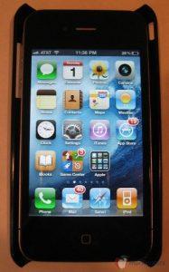 El estuche del iPhone 5 sugiere una pantalla más grande de 4 pulgadas
