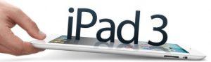 El iPad 3 puede llegar en los próximos 3-4 meses