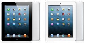 El iPad de Apple de cuarta generación podría llegar pronto en una versión de 128 GB